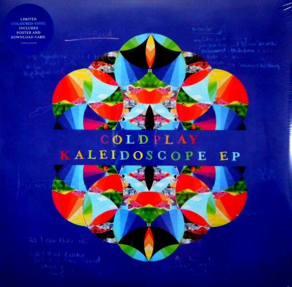 """COLDPLAY kaleidoscope 12"""""""