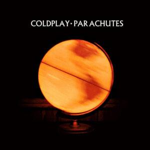 coldplay parachutes lp 1