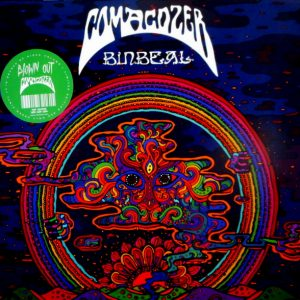 COMACOZER & BLOWN OUT in search of highs vol 1 - green vinyl LP