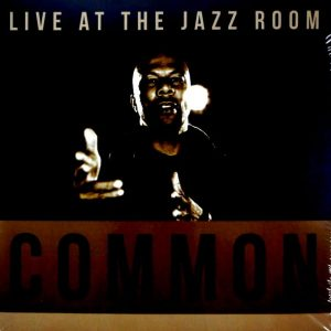 COMMON live at the jazz room LP