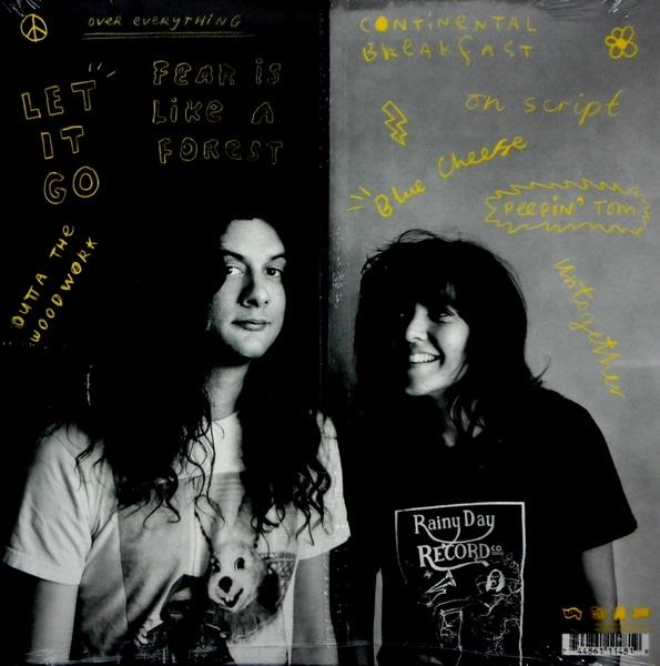 BARNETT, COURTNEY & KURT VILE lotta sea lice LP
