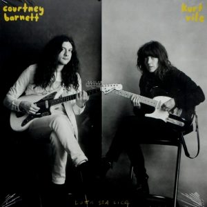BARNETT, COURTNEY & KURT VILE lotta sea lice LP