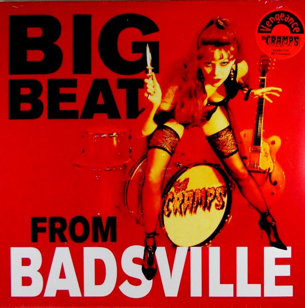 cramps big beat from badsville lp