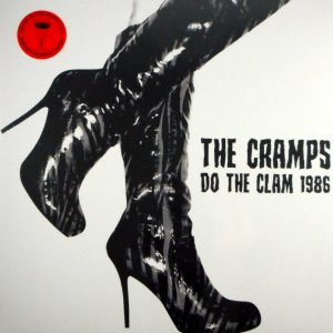 CRAMPS, THE do the clam LP
