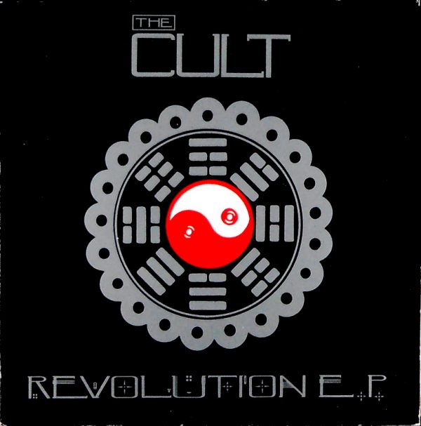 "CULT, THE revolution ep 7"" inch"