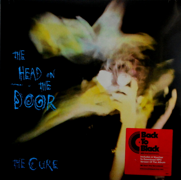 CURE, THE the head on the door LP