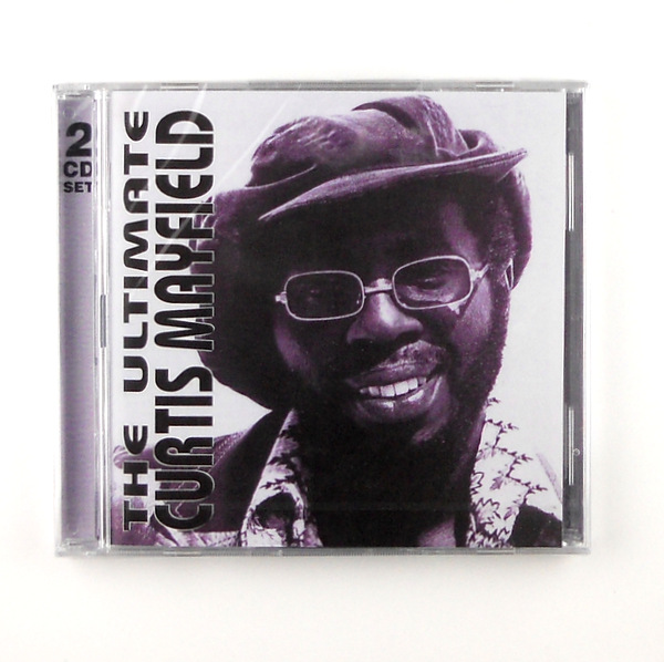 MAYFIELD, CURTIS the ultimate CD