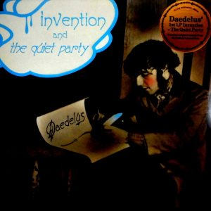 DAEDELUS invention and the quiet party LP