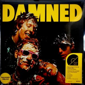 DAMNED, THE damned damned damned - UK 40th anniversary LP LP