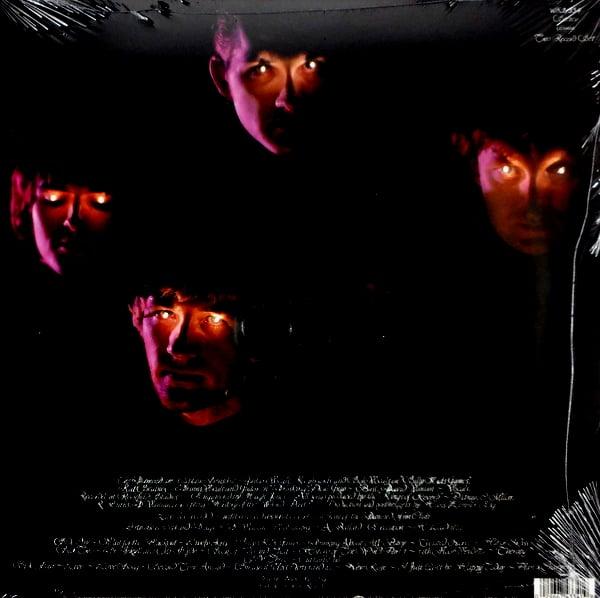 DAMNED, THE the black album LP