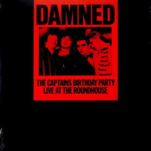 DAMNED, THE the captain's birthday party LP