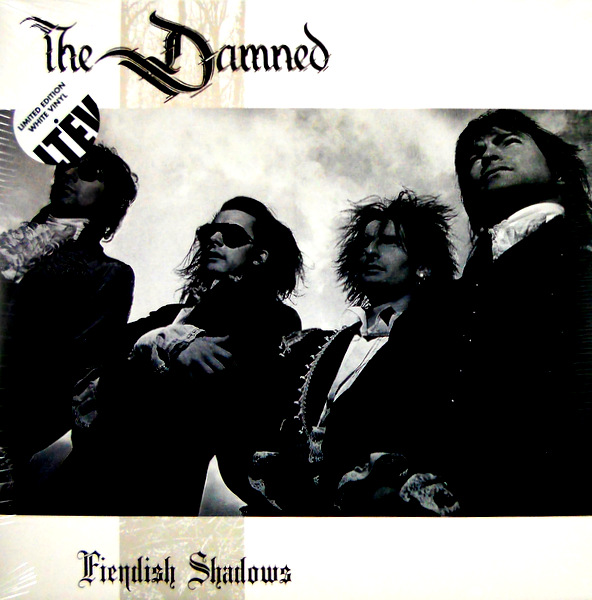 DAMNED, THE fiendish shadows LP
