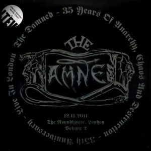 DAMNED, THE 35 years of anarchy, chaos & destruction - vol 2 LP