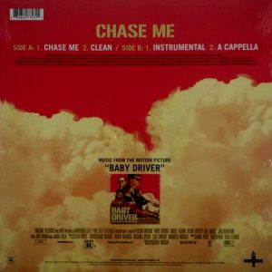 """DANGER MOUSE chase me 12"""""""