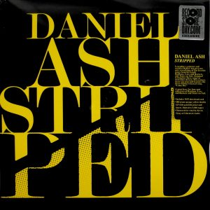 DANIEL ASH stripped LP