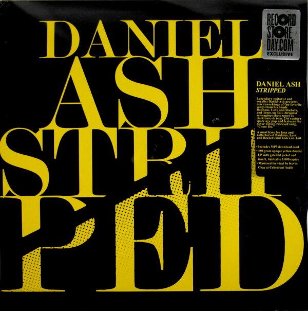 DANIEL ASH stripped LP
