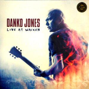 DANKO JONES live at wacken 2012 LP