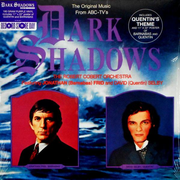 COBERT, ROBERT dark shadows LP