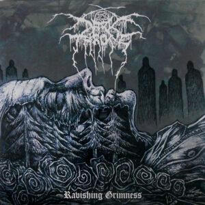 DARKTHRONE ravishing grimness LP
