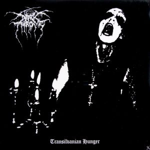 DARKTHRONE transilvanian hunger lp