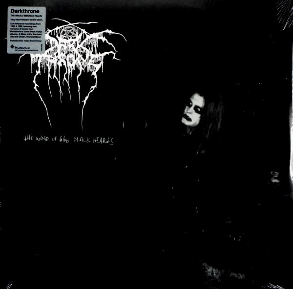 DARKTHRONE the wind of 666 black hearts LP