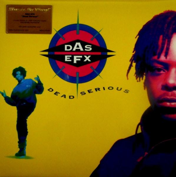 DAS EFX dead serious LP