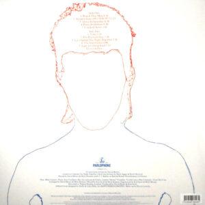 BOWIE, DAVID aladdin sane - 180g vinyl LP