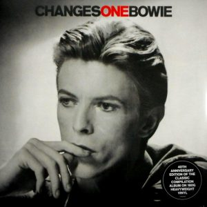 BOWIE, DAVID changesonebowie LP