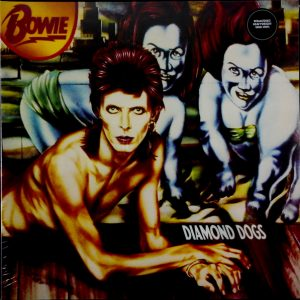 BOWIE, DAVID diamond dogs - 180g vinyl LP