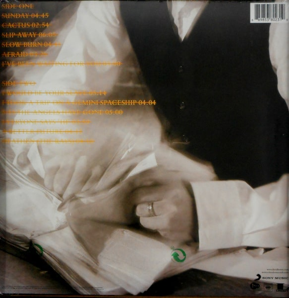 BOWIE, DAVID heathen LP