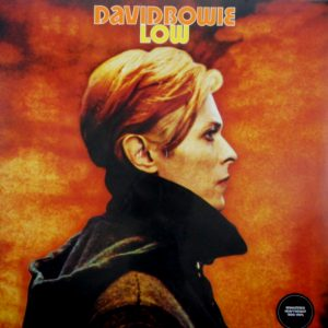 BOWIE, DAVID low LP