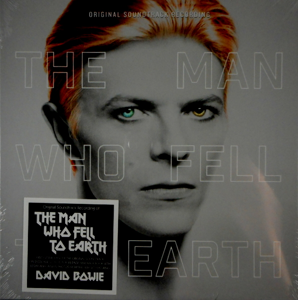 BOWIE, DAVID the man who fell to earth - box set CD
