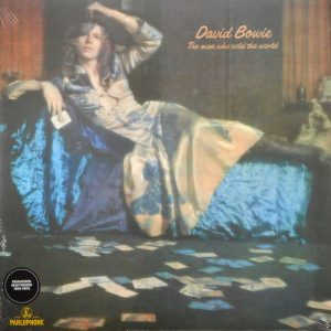 BOWIE, DAVID the man who sold the world - 180g vinyl LP