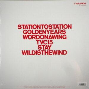 BOWIE, DAVID station to station - 180g vinyl LP