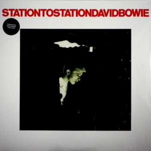 BOWIE, DAVID station to station - 180g vinyl LP