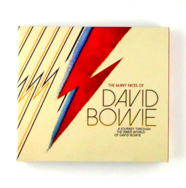 BOWIE, DAVID the many faces of david bowie CD