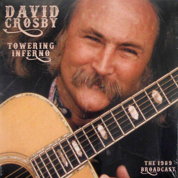 CROSBY, DAVID towering inferno LP