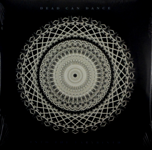 DEAD CAN DANCE into the labyrinth LP
