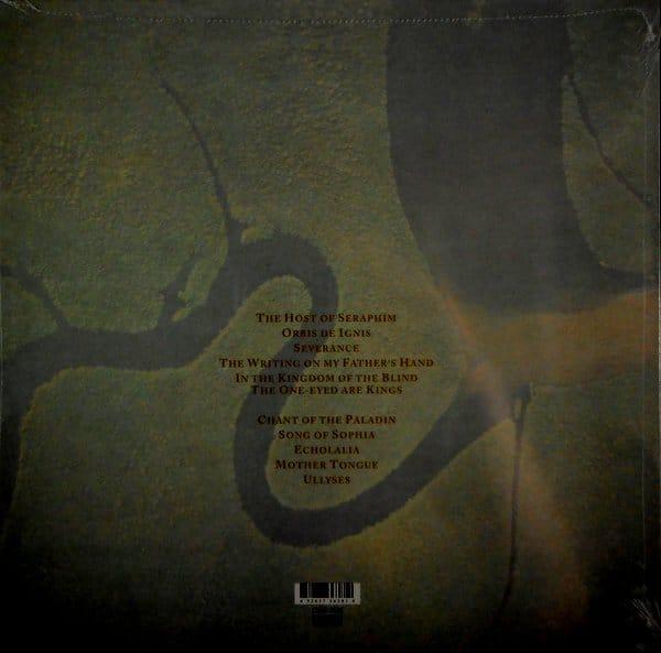 DEAD CAN DANCE the serpent's egg LP