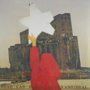 DEAD CAN DANCE spleen and ideal LP
