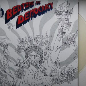 dead kennedys bedtime for clear lp