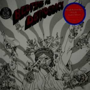DEAD KENNEDYS bedtime for democracy LP