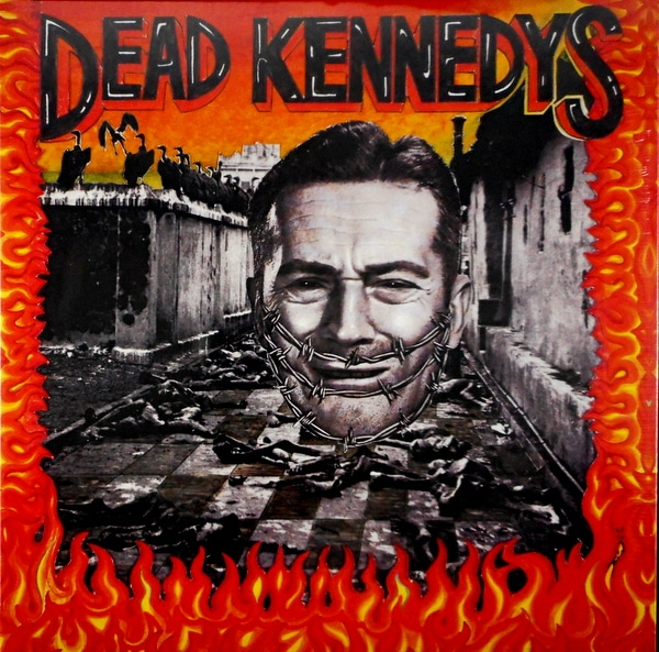 DEAD KENNEDYS give me convenience or give me death LP