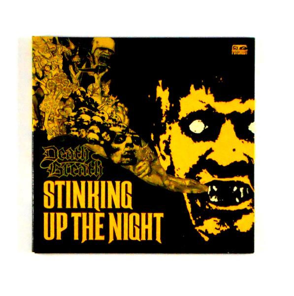 DEATH BREATH stinking up the night CD
