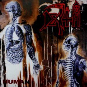DEATH human LP