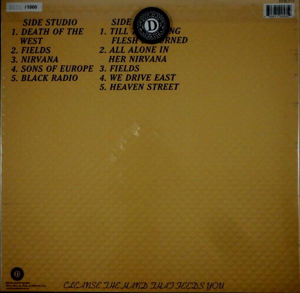 DEATH IN JUNE burial - 200g vinyl LP