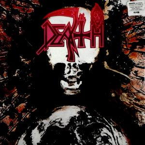 DEATH individual thought patterns - col vinyl LP