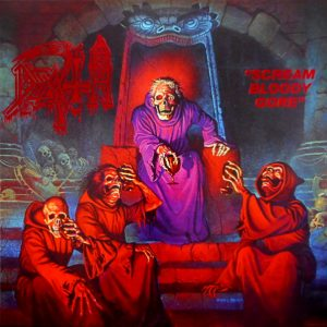 DEATH scream bloody gore LP