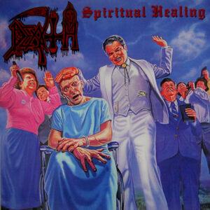 death spiritual healing lp