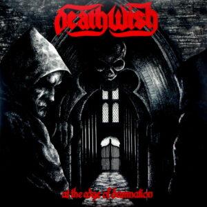 DEATHWISH at the edge of damnation LP